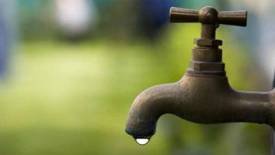 Interrupção no abastecimento de água - dia 19 de novembro