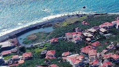 AVISO: rotura na rede de abastecimento de água no Lugar de Baixo