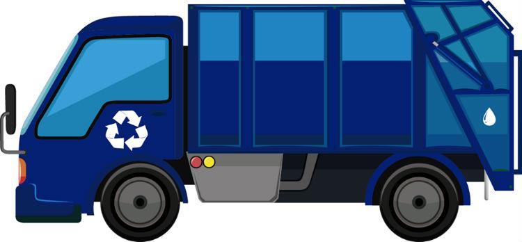 Avaria carros de recolha de resíduos sólidos