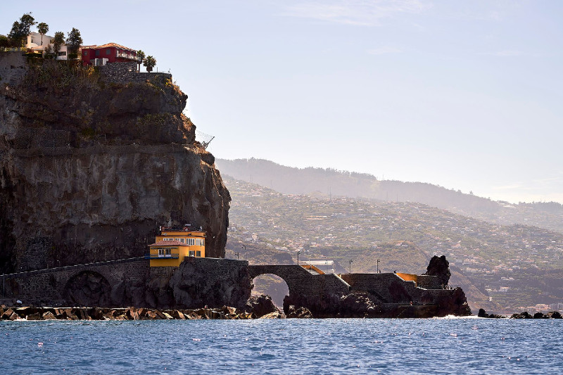 Bom dia Ponta do Sol....