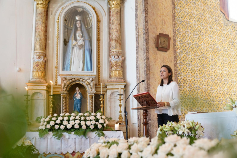 Missa em homenagem da padroeira da Ponta do Sol | 519.º aniversário do Concelho