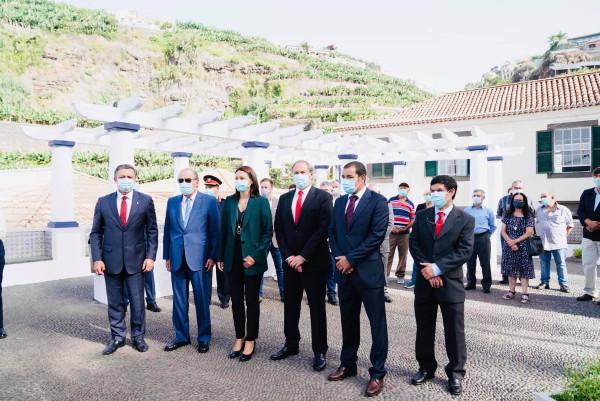 Cerimónias comemorativas dos 519 anos do Município da Ponta do Sol