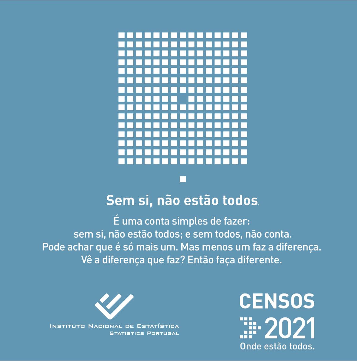 75% da população da Ponta do Sol já respondeu aos Censos 2021