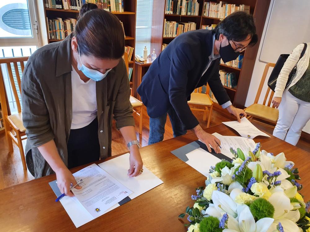 Protocolo com o Governo para promover a oferta de leitura por parte das bibliotecas municipais