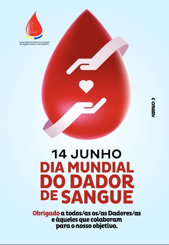 DIA INTERNACIONAL DO DADOR DE SANGUE