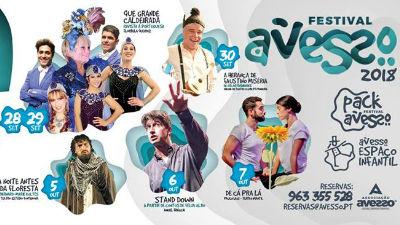Festival Avesso 2018 - Teatro na Ponta do Sol