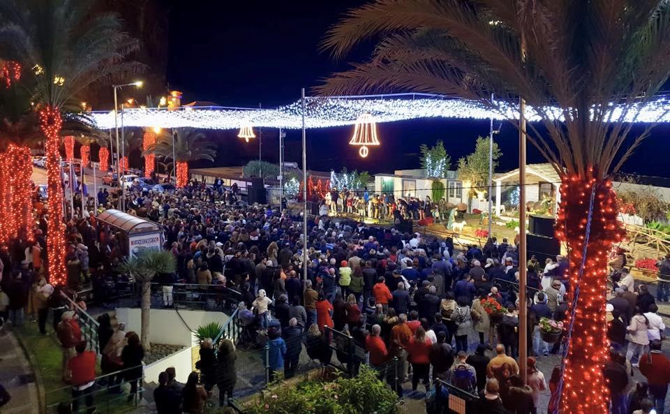 Vila Natal Ponta do Sol - Tradição Natalícia