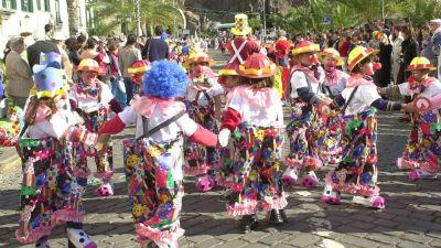 Desfile de Carnaval da Ponta do Sol: o programa