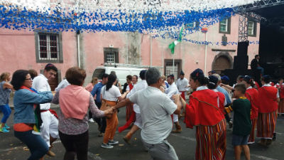 Festa de São João na Lombada - Ponta do Sol: animação e comemoração