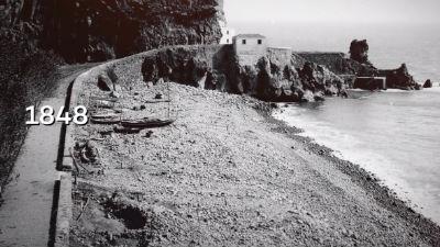 O cais da Ponta do Sol ...um pouco de história!