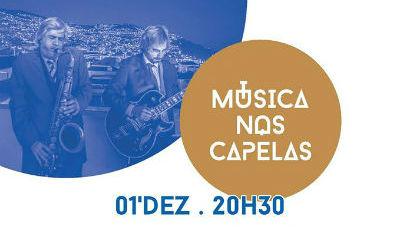 Gualberto e Vitor Anjo | Músicas à Capela
