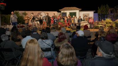 Cantar dos Reis na Ponta do Sol