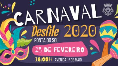 Carnaval da Ponta do Sol | trupes, foliões e tradição