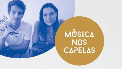 Música nas Capelas | Legno Duo e Joana Costa