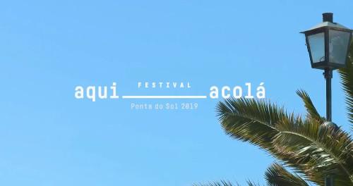 Uma pausa no Festival Aqui_Acolá | Até breve...
