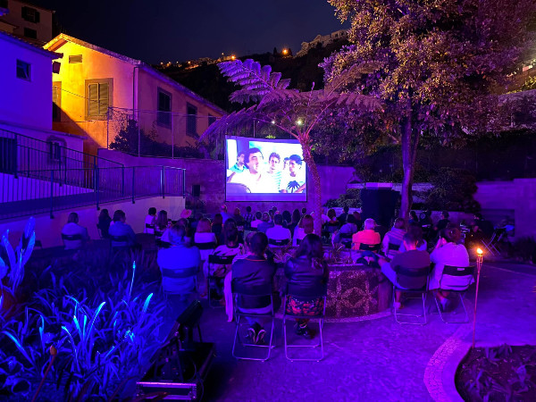 Foi assim a estreia do Ciclo de Verão de Cinema Italiano...