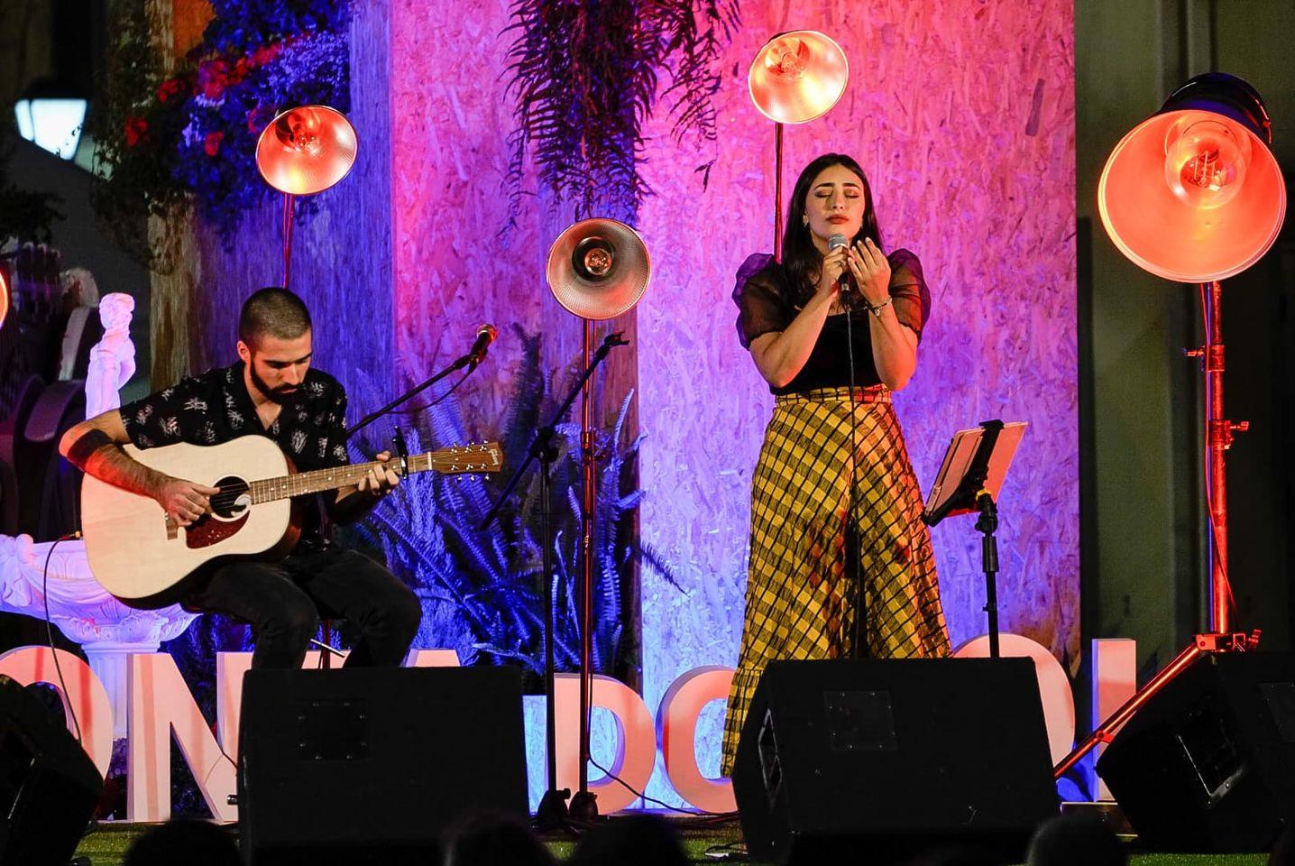 Concerto de Elisa Silva na Ponta do Sol ... momentos para recordarmos