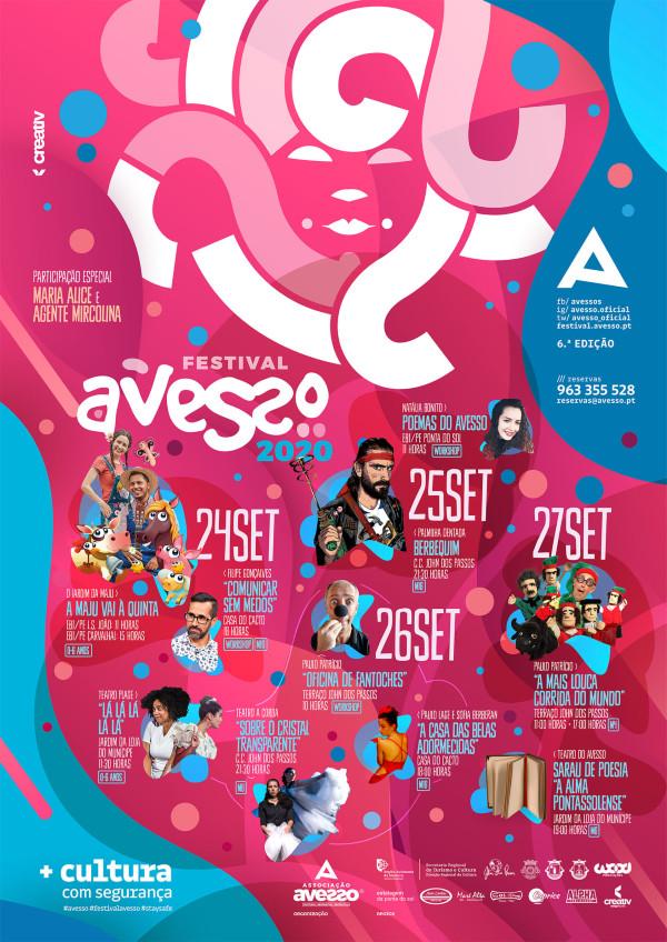 VI Festival Avesso | 24 a 27 de setembro