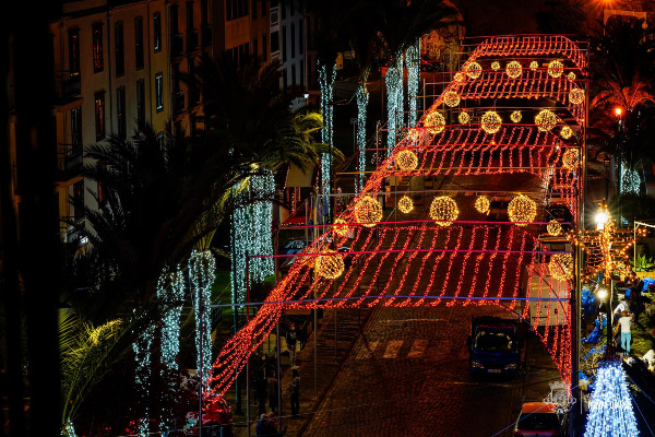 O Natal já chegou à Ponta do Sol