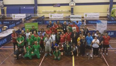 Encerramento do Campeonato do Mundo Síndrome Down - Madeira 2018