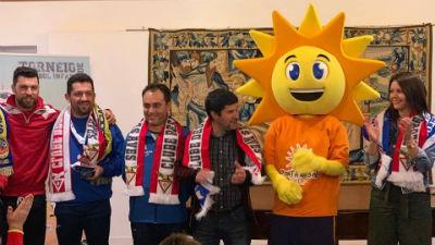 Ponta do Sol CUP: Receção nos Paços do Concelho