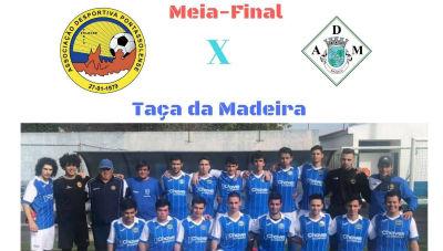Taça da Madeira: meia-final na Ponta do Sol