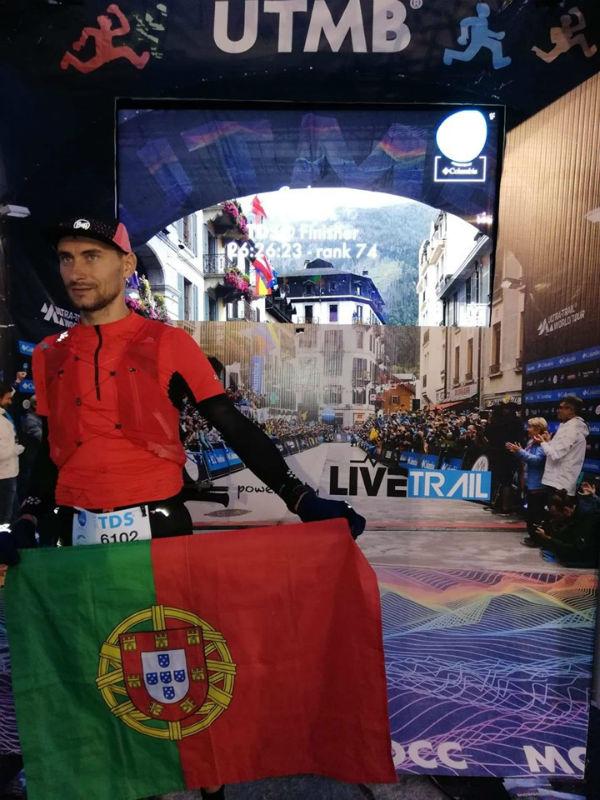 Carlos Pereira | Melhor português em Mont Blanc