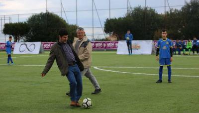 Ponta do Sol CUP | já rola a bola na freguesia dos Canhas