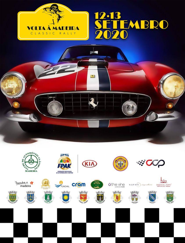 31.ª Volta à Madeira - Classic Rally