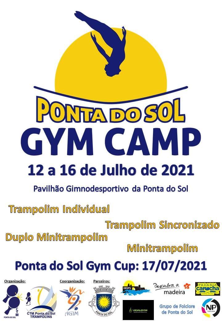 PONTA DO SOL GYM CAMP 2021