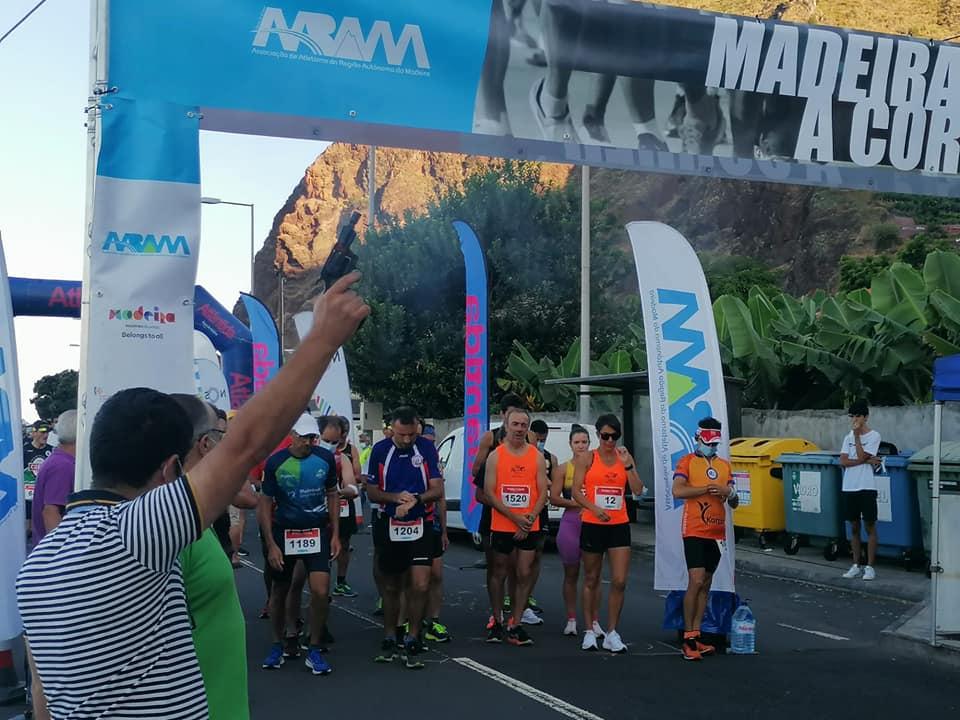 253 participantes no Circuito Madalena do Mar – Ponta do Sol – Madalena do Mar
