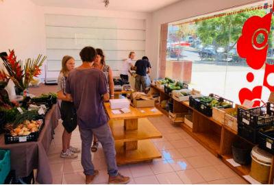 Mercadinho Agrícola | todos os domingos na Ponta do Sol