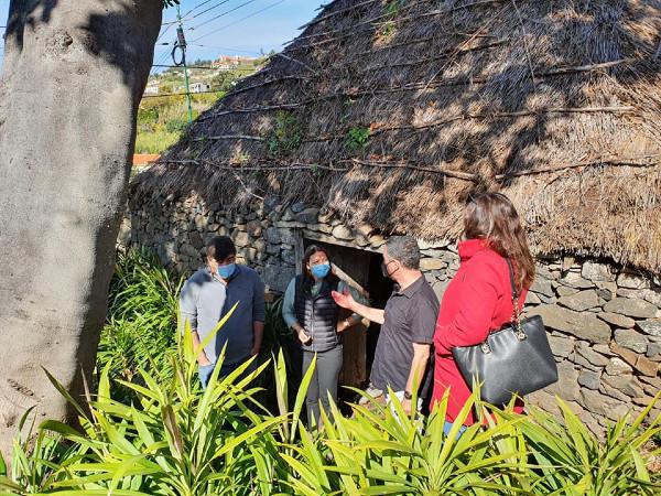 Ponta do Sol recupera casa de arquitetura madeirense