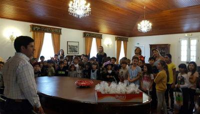 Pão-por-Deus na Câmara Municipal da Ponta do Sol - 2018