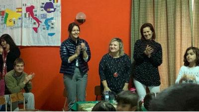 Feira do Livro na Escola da Lombada da Ponta do Sol