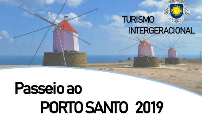 Passeio ao Porto Santo:  Avós e Netos | Turismo Intergeracional