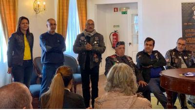 Receção aos Motards - Câmara Municipal da Ponta do Sol