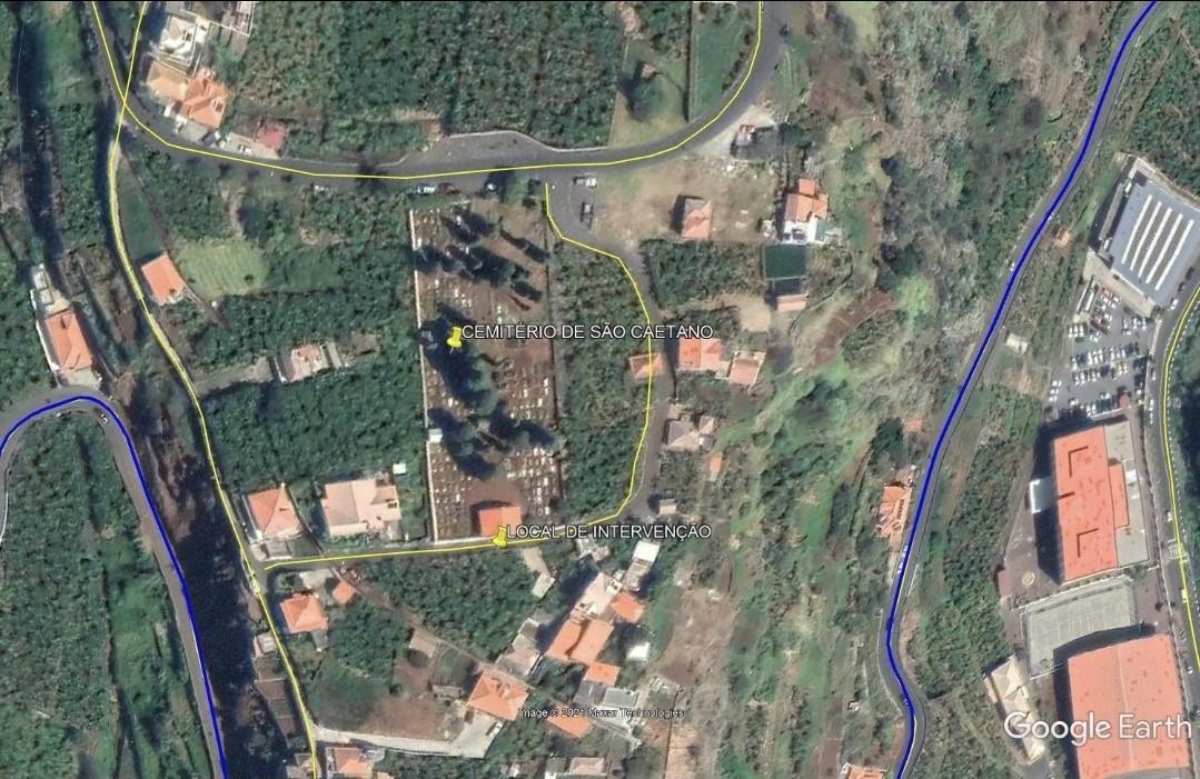Estrada que dá acesso a casas em São Caetano estará condicionada