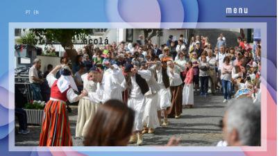 Festival Aqui Acolá: Website