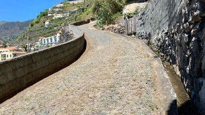 Obras Municipais: ligação Vila - Sítio de Santo Amaro