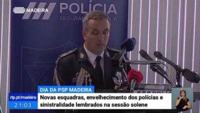 Novas condições de trabalho da PSP na Ponta do Sol