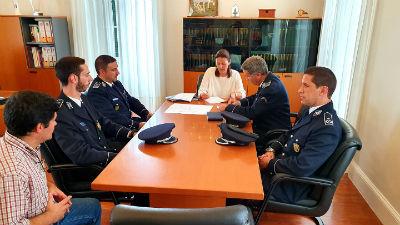 Esquadra da PSP na Ponta do Sol: celebrado o contrato de comodato
