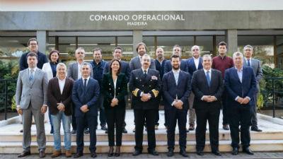 Comando Operacional da Madeira | apresentação aos Municípios