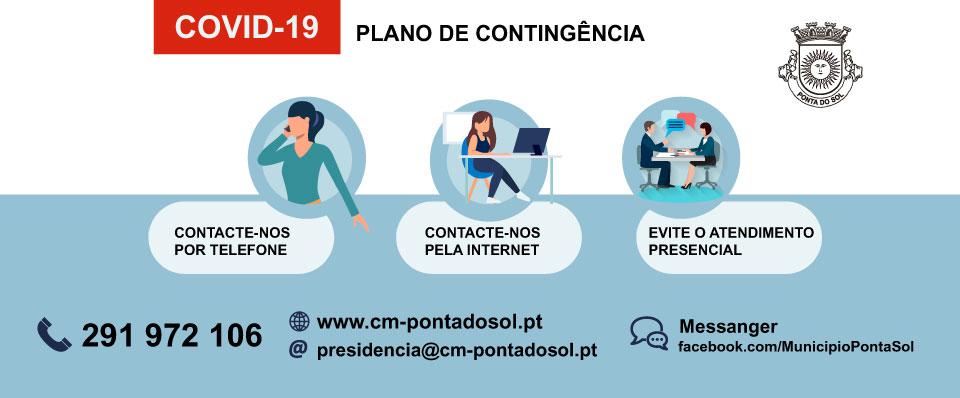 COVID-19 | Plano de Contingência