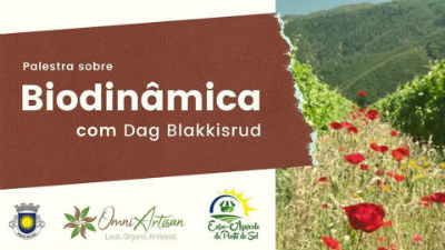 Palestra sobre Biodinâmica com Dag Blakkisrud