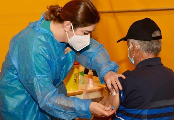 Vacinação na Ponta do Sol | segunda fase