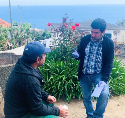 Câmara Municipal da Ponta do Sol reforçou o apoio de emergência às famílias do Concelho
