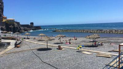 Aberta Época Balnear na Ponta do Sol
