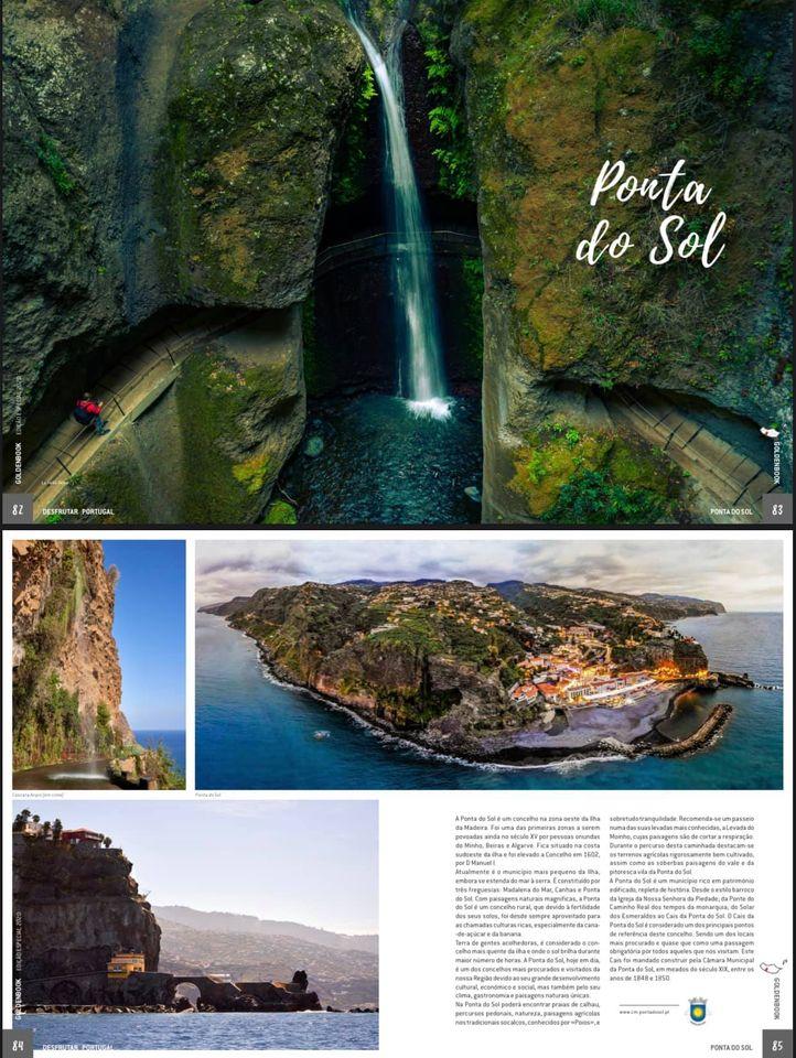 Ponta do Sol na GOLDENBOOK Portugal