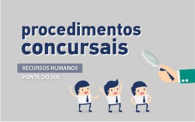 Procedimentos concursais | ata nº5 e convocatória para avaliação psicológica